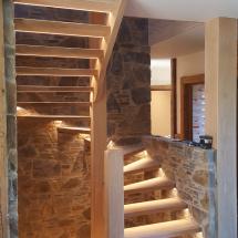 Escalier lumineux 2