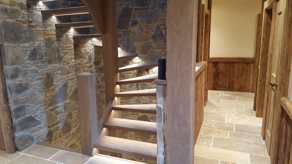 Light stair
