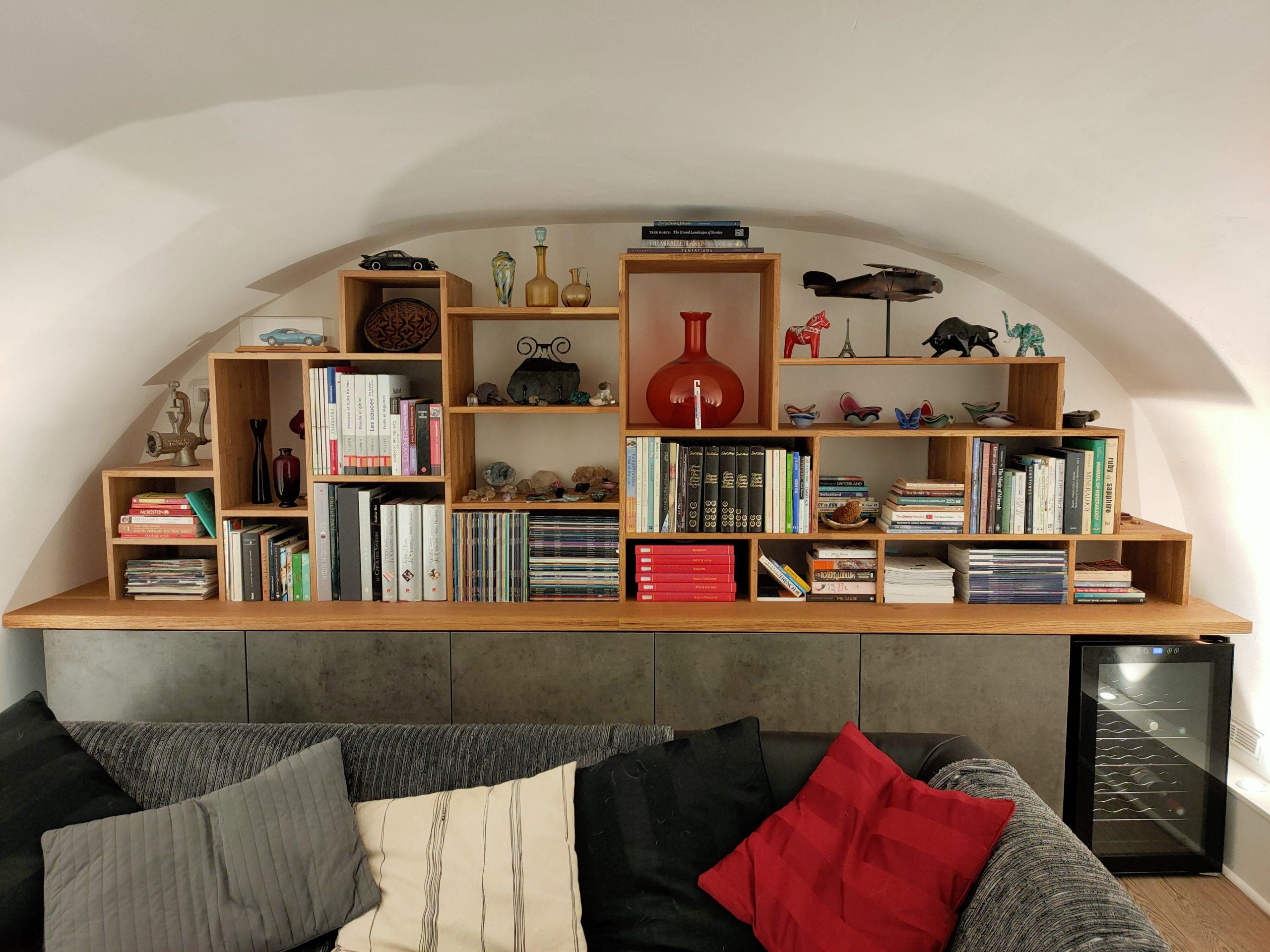 Bibliotheque Cave